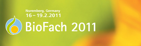 Mylopotamos Health Foods will participate in Biofach 2011